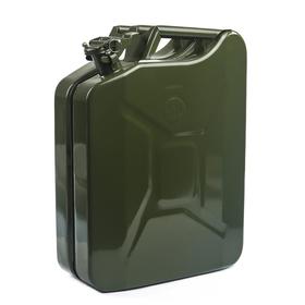 Канистра для бензина, 20 л., металлическая