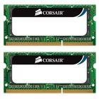 Память Corsair CMSO8GX3M2A1333C9, 2x4Gb, 1333MHz, DDR3