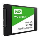 "Накопитель SSD WD Original SATA III 120Gb WDS120G1G0A WD Green 2.5"""