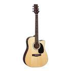 Электроакустическая гитара MARTINEZ  FAW - 801 CEQ