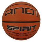 Баскетбольный мяч AND1 Spirit 5