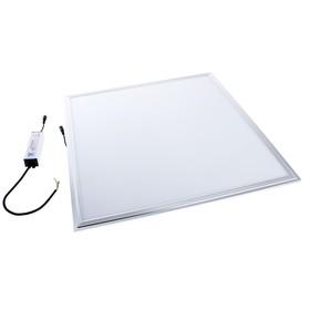 Светодиодная панель, встраиваемая, подвесная, 600х600 мм, 36 W, 150 LED-2835, 2700 K, 2300 Lm