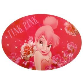 Накладка на стол дизайн фигурная 210*150 Disney Tink Pink, дев. 39689 Ош
