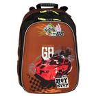Рюкзак каркасный Com Style 38*29*17см Hot Wheels Racing