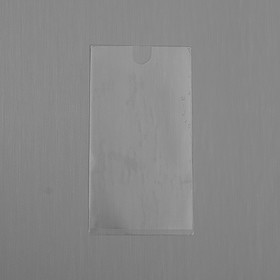 Карман самоклеящийся на корешок папки 55х102 мм Proff, набор 9 шт Ош