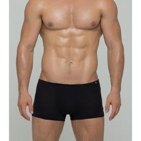 Трусы мужские боксеры 027-2 цвет чёрный, р-р 46-48 (M)