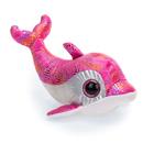 """Мягкая игрушка """"Дельфин Sparkles"""" розовый 25 см 37011-no пц"""