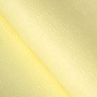Бумага упаковочная рельефная, цвет желтый, 64 х 64 см