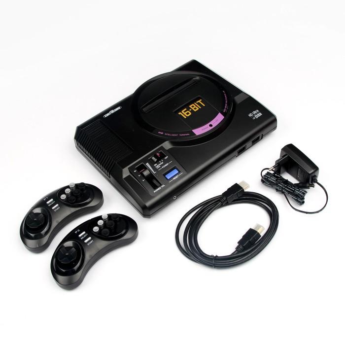 Игровая приставка SEGA Retro Genesis HD Ultra + 50 игр
