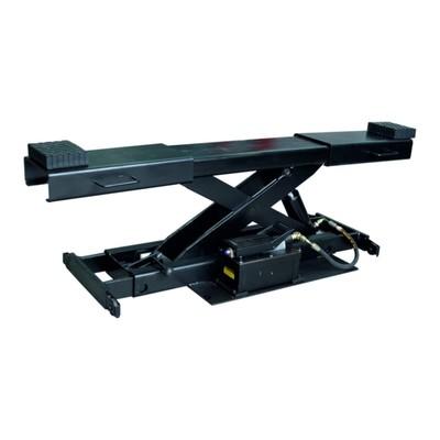 Траверса WIEDERKRAFT WDK-80020, гидравлическая, 2т, 220-470 мм, ширина роликов 889-1150 мм