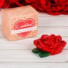 "Подставка под благовония ""Роза"", 5,5 см"
