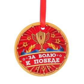 Медаль 'За волю к победе' Ош