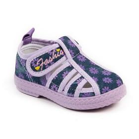 Сандалии для девочек арт. A8268, цвет фиолетовый, размер 19