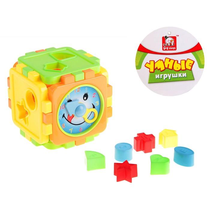 """Логическая игрушка """"Куб"""""""