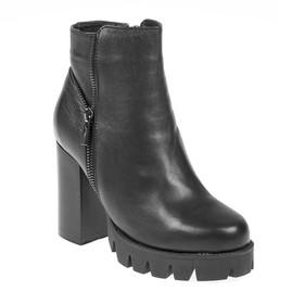 Ботинки женские арт. 78004 (чёрный) (р. 35)