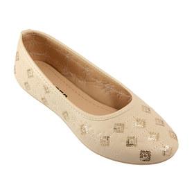 Туфли женские  арт. OH3-7-37 (бежевый) (р. 37) (см 23,5)