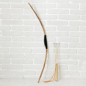 Декоративное оружие дерево лук 'Массаи' Ош