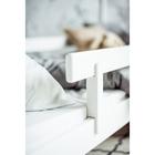 Съемный борт для кровати-домика , цвет белый