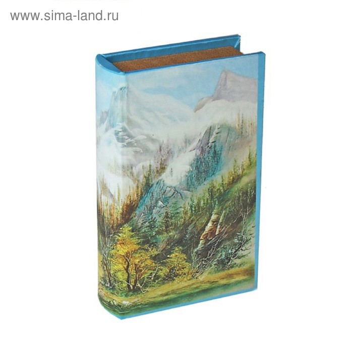 "Сейф-книга ""Туман в горах"""