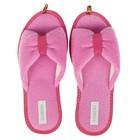 Тапочки женские Domino арт. DKL-15129 , цвет розовый, размер 36-37