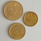 Набор монет 2004-2007 Сейшельские острова (Сейшелы)