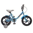 """Велосипед 14"""" Graffiti Minky синий"""