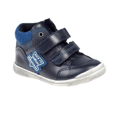 Ботинки дошкольные для мальчиков арт. SB-25594 (синий) (р. 27)