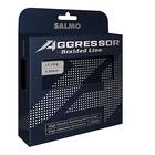 Леска плетёная Salmo Aggressor Braid 100 м, d=0,20 мм, тест 12 кг