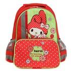 Рюкзак школьный эргономичная спинка Luris для девочки 37*26*13 Степашка ОРТ «Зайка» 409.0160