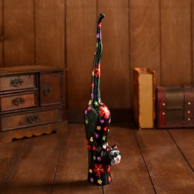 """Сувенир дерево """"Кошечка"""" 7х4х35 см"""