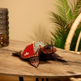 "Интерьерный сувенир ""Черепаха"" 30х20х9 см"