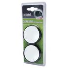 Зеркало круглое KIOKI CA09, 2 шт. в упаковке