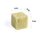 Минеральный субстрат в кубиках, 40 х 40 х 40 мм, IZOVOL AGRO Cube