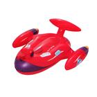 """Игрушка надувная для плавания """"Космолёт"""", с брызгалкой, 109*89см, от 3+ (41100)"""