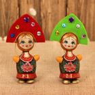 Кукла-матрёшка, с подвесом, МИКС