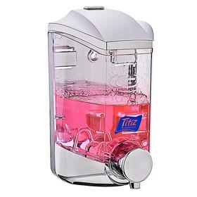 Диспенсер для жидкого мыла TITIZ 0,4 мл, ABS-пластик Ош