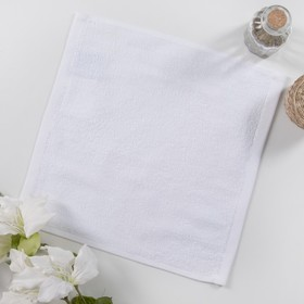 Гостиничное полотенце 30х30 без каймы, 480 г/м2, 100% хлопок Ош