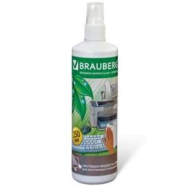 Спрей чистящий д/пластика BRAUBERG 250мл 510118 Ош