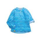 Блузка для девочки, рост 140 см, цвет лазурный GWCJ4049