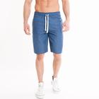 Шорты мужские 16-171-9 (531024) цвет синий джинс, р-р 50 (L)