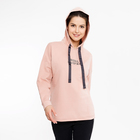 Толстовка женская 2654-7 (122434) цвет розовый, р-р 44 (S)