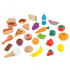 """Игровой набор продуктов """"Вкусное удовольствие"""", 30 предметов"""