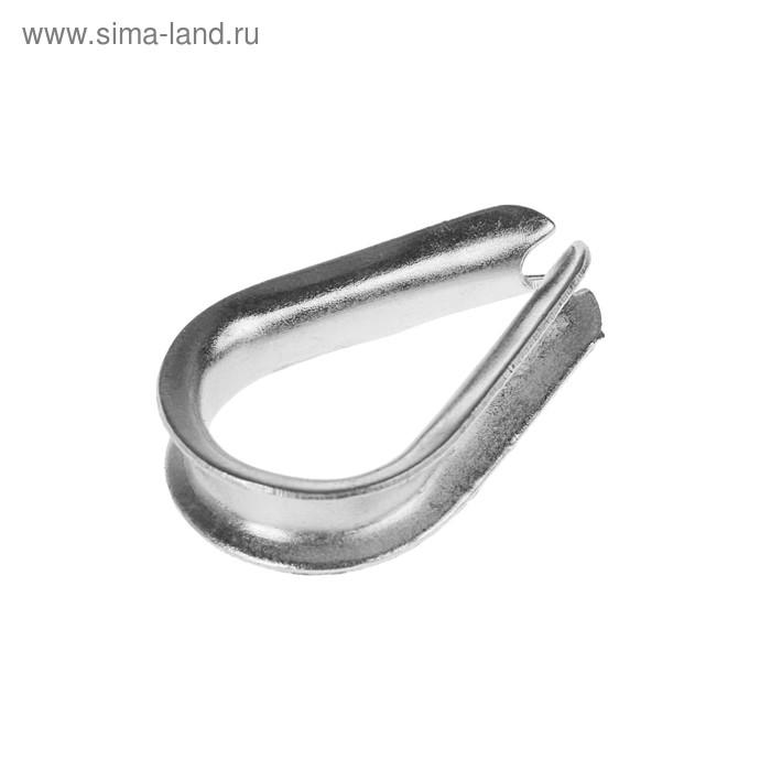 Коуш TUNDRA krep, DIN6899, М5 , оцинкованный