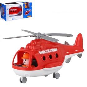 Вертолёт пожарный 'Альфа' (в коробке) 68651 Ош