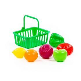Набор продуктов №13 с корзинкой, 7 предметов