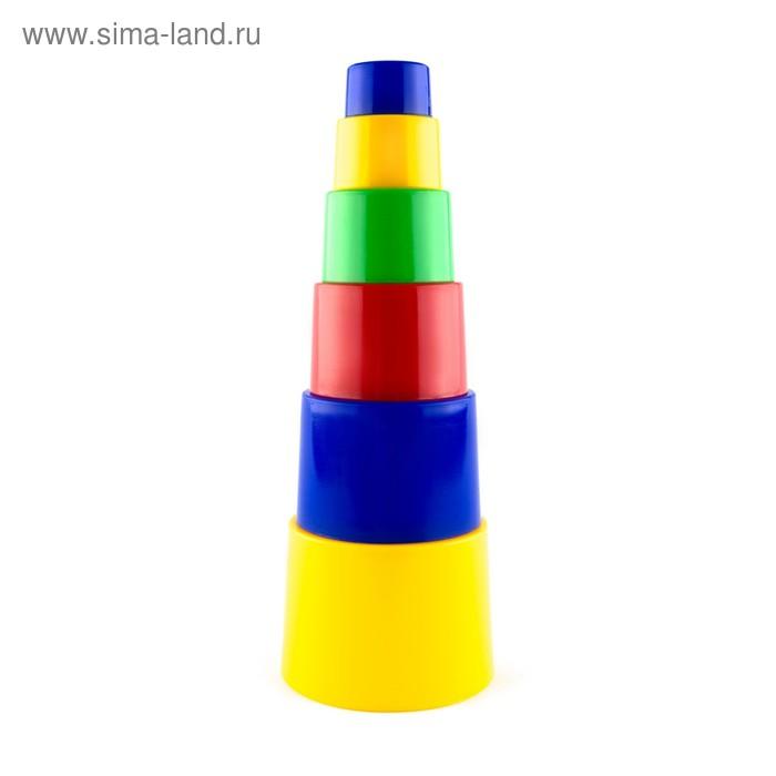 "Пирамида ""Матрешка"" малая, МИКС"