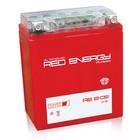 Аккумуляторная батарея Red Energy 5 А/ч - 6СТ АПЗ, Moto AGM, 12-05.1, 12N5-3B, прямая полярность   2