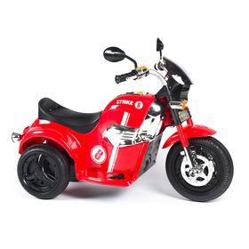 Электромобиль 6V4Ah 75x43x54см до 30 кг красный