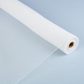 Сетка простая, белый, 0,54 х 9,1 м