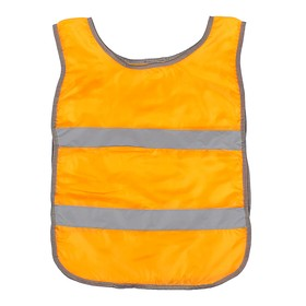 Жилет-накидка 'Автомобилист', 190 гр/кв.м, оранжевый Ош